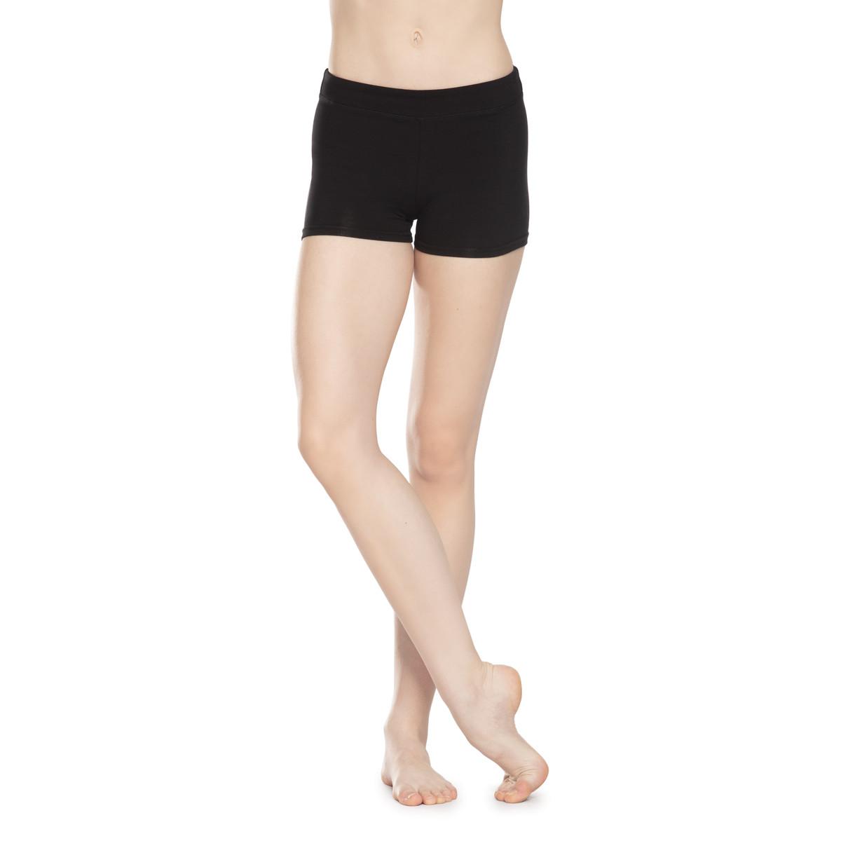 Boy Cut Shorts