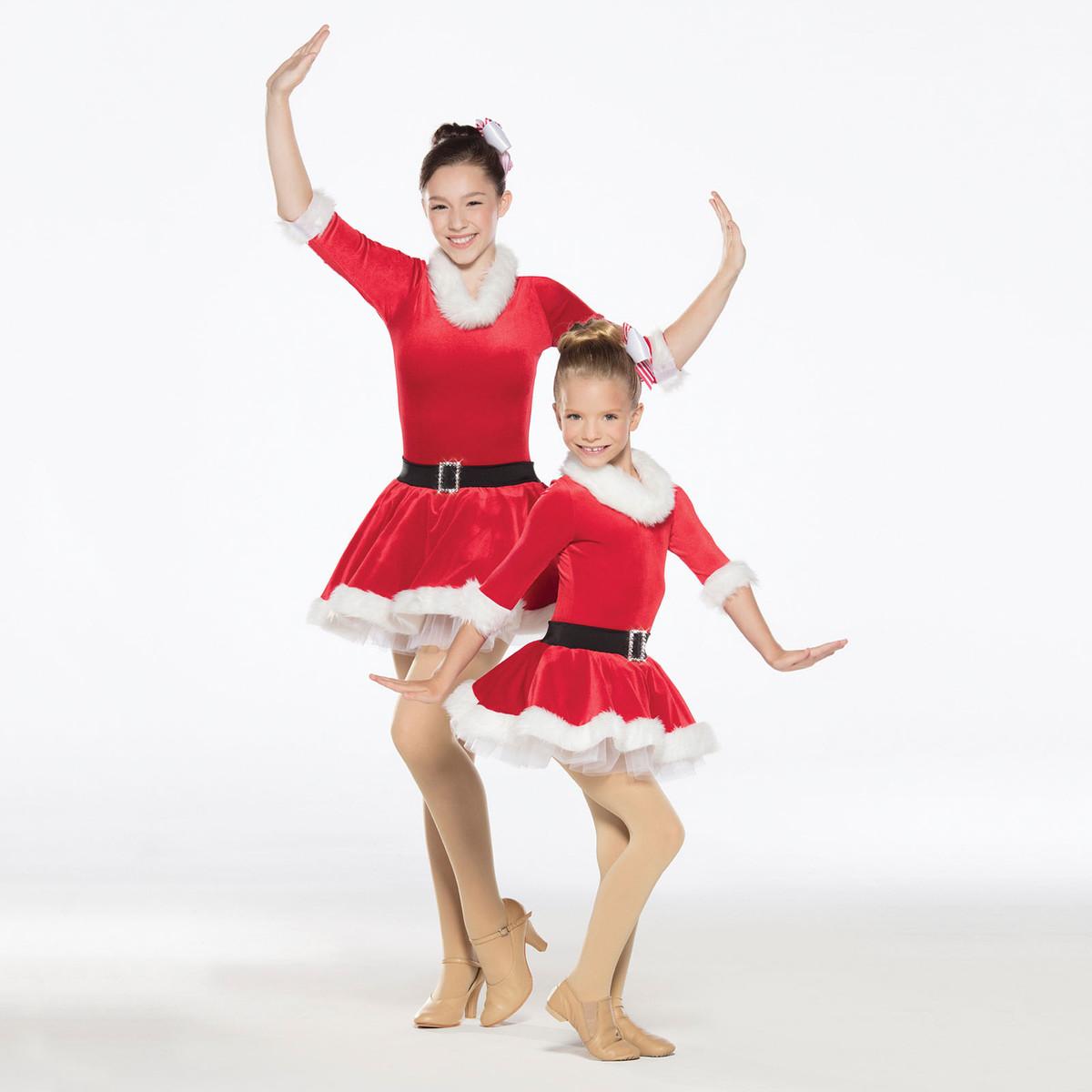 Mickey's Jingle Bells Choreography