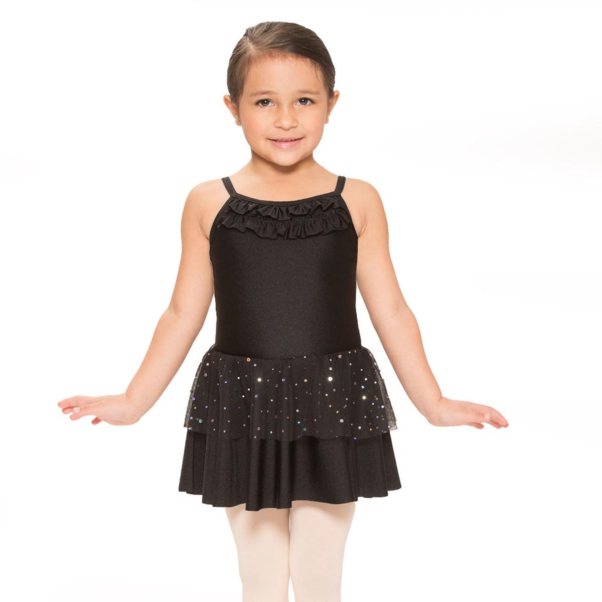 GIRL'S SPARKLE DRESS