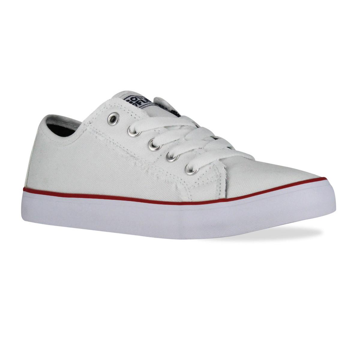 Classic II Low-Top Sneaker | White