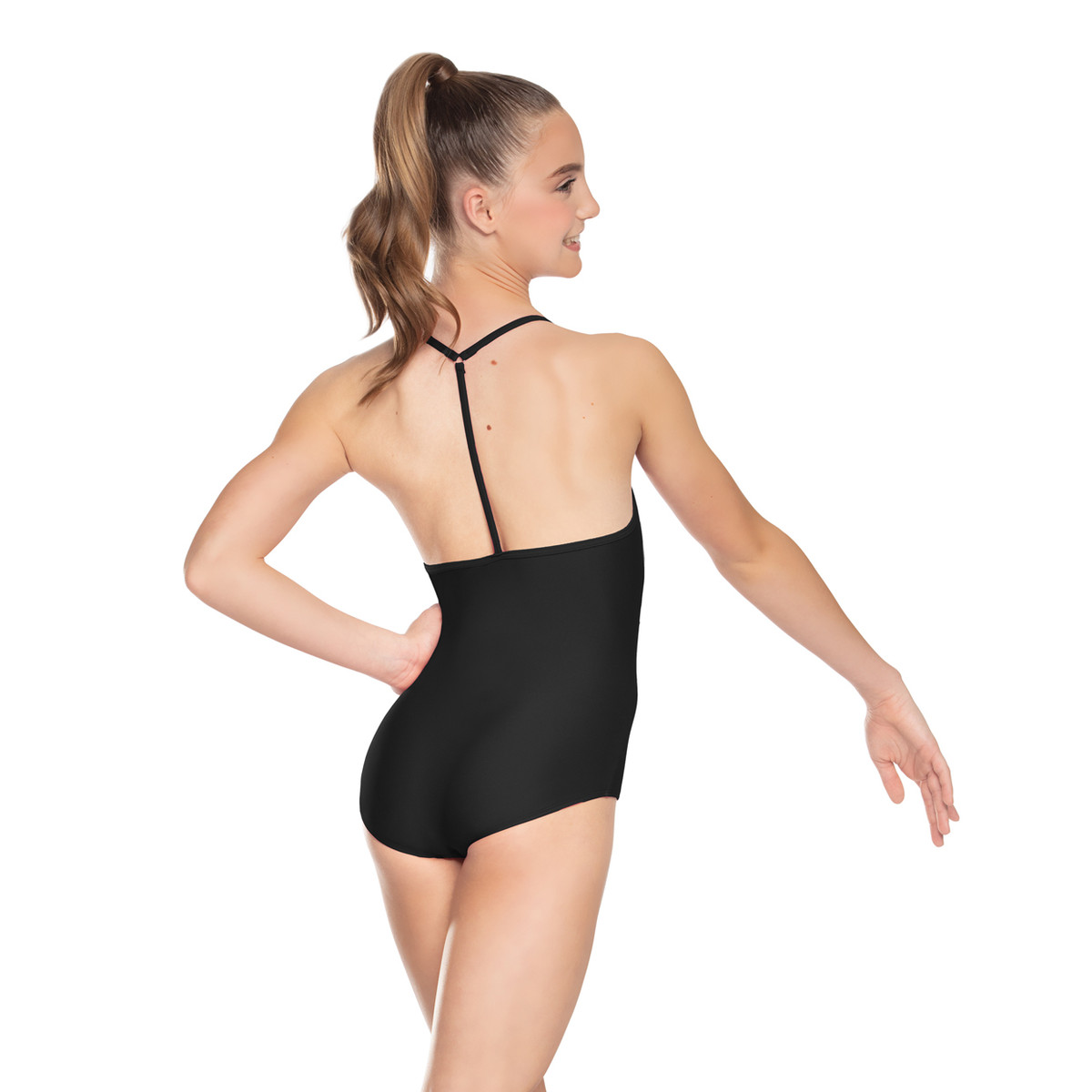 CAMISOLE T-BACK LEOTARD