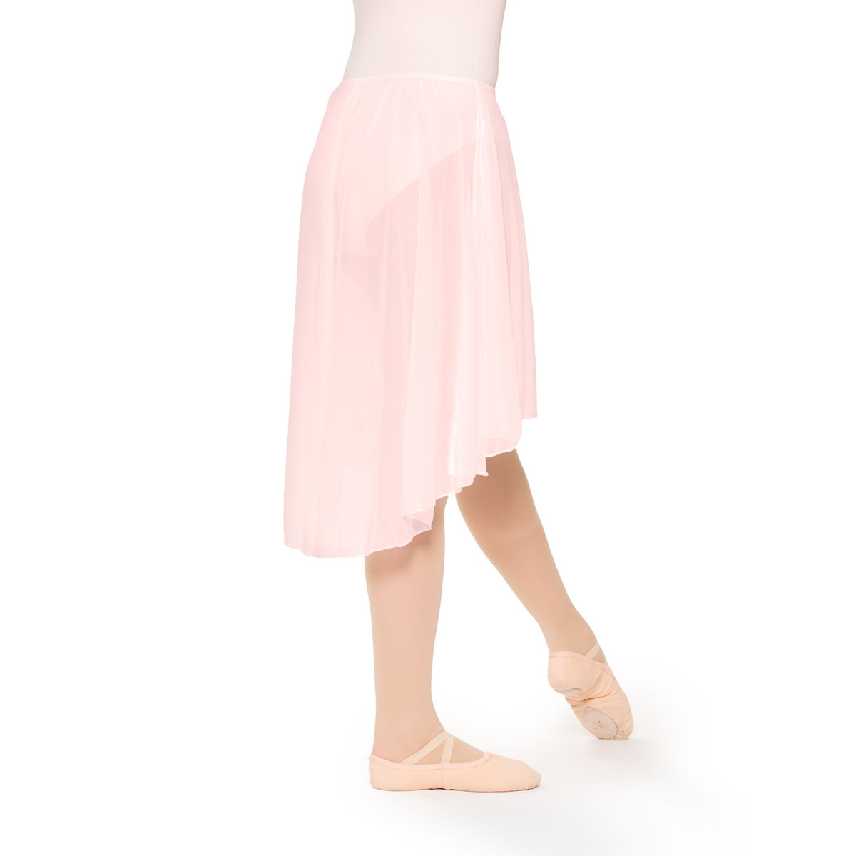 High-Low Ballet Skirt