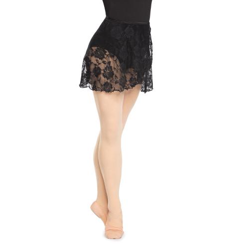Lace Ballet Wrap Skirt