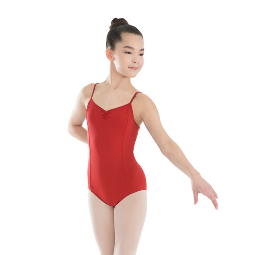 Classic Adjustable Strap Leotard
