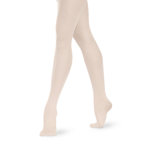 Color-Flow Footed Tights