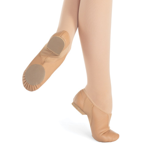 Stretch Slip-On Jazz Shoe