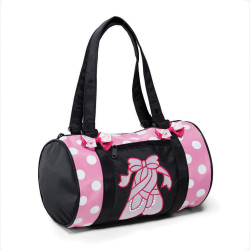 Dot And Bow Duffle