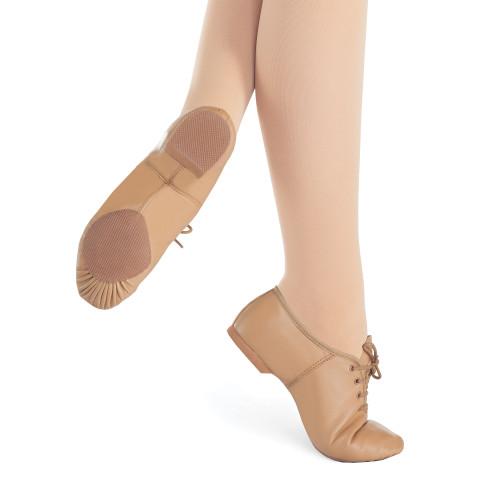 Split-Sole Jazz Shoe