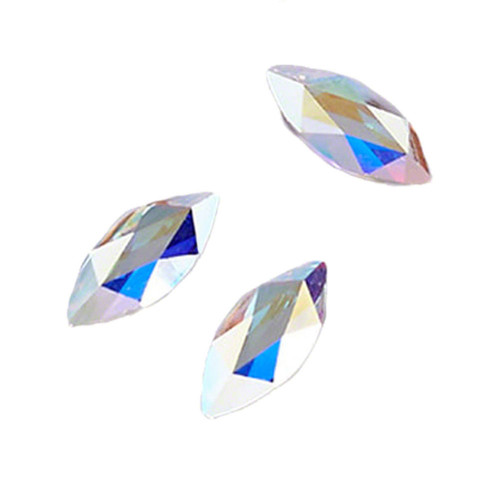 Swarovski Marquis Jewel Cut Flat Back