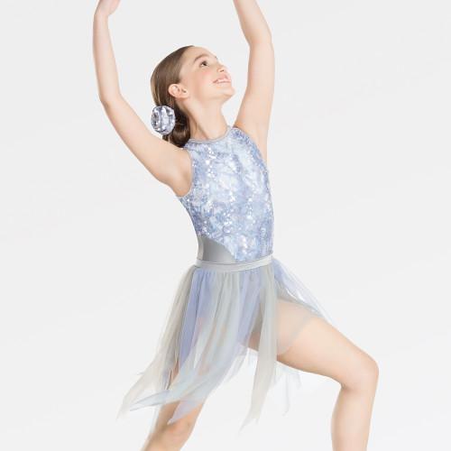 Contemporary Jazz Lyrical Dance Costume