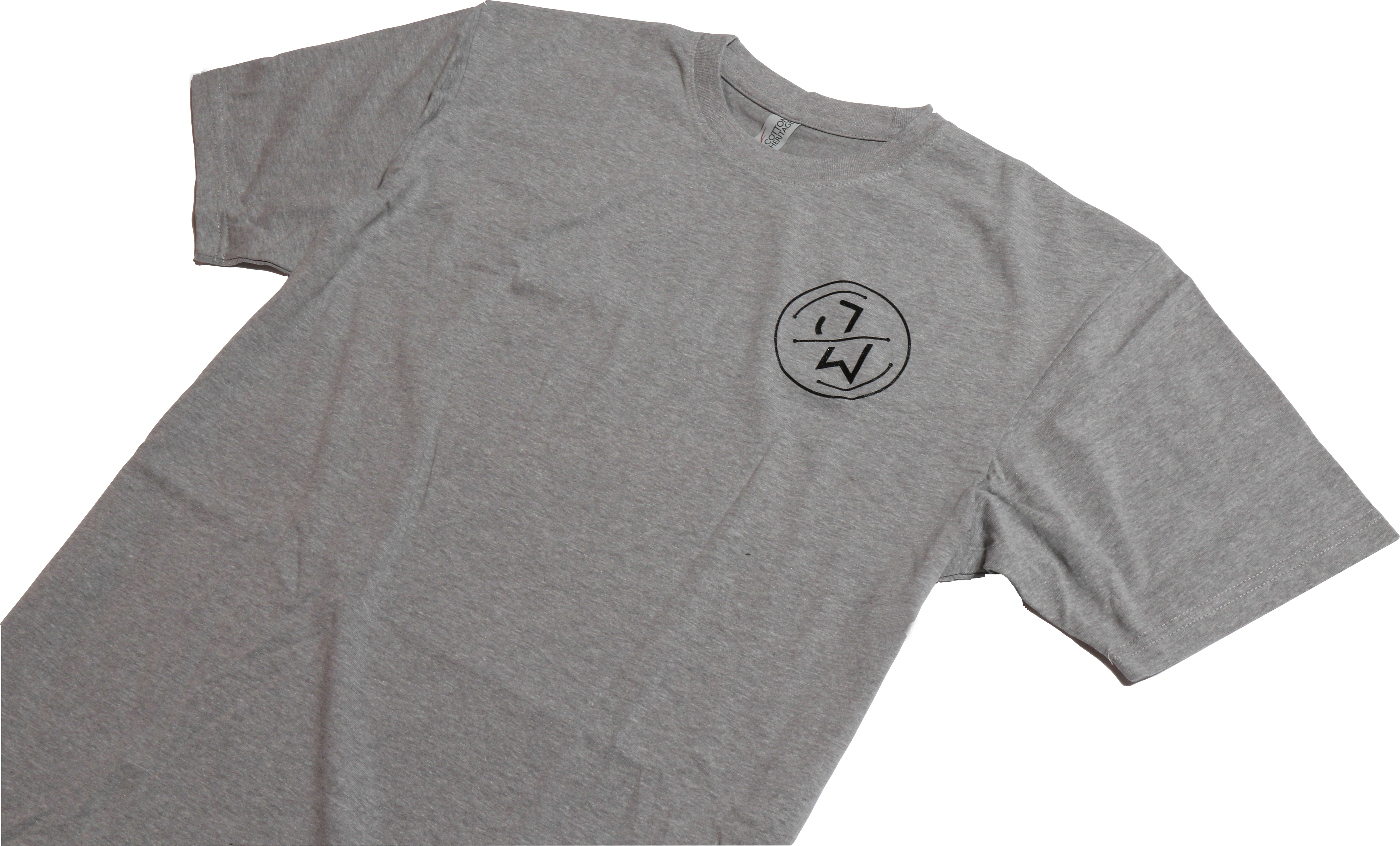 Jake Wyatt Cigar Co. T-Shirt - Grey