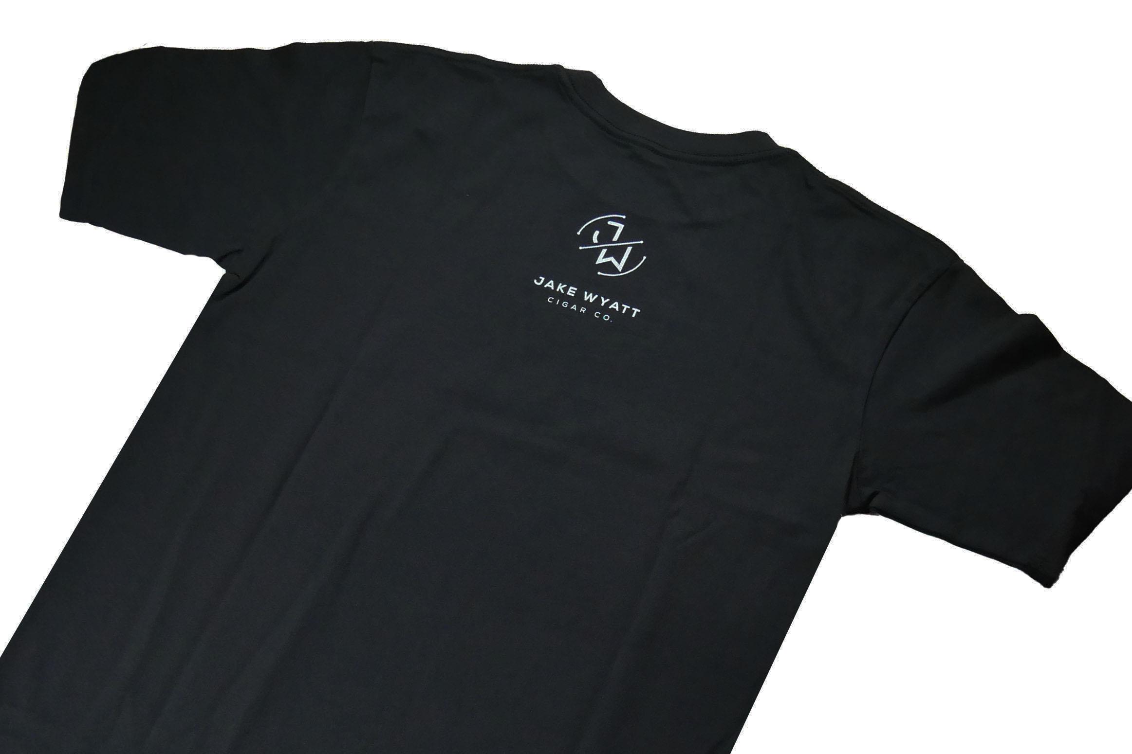 "Jake Wyatt Cigar Co. T-Shirt - Black ""Star Wars"""