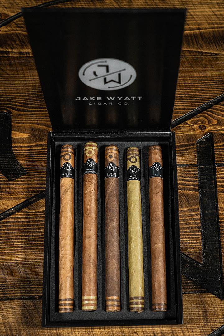 Jake Wyatt Cigar Co. - Limited Lancero Sampler