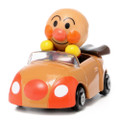 Sega Toys Anpanman Museum Go Go Mini Vehicle Carry Hero - Anpanman Roadster ( Front View )