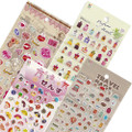 Adorable Four Style Sticker Pack ( Cover )