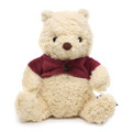 Disney Winnie The Pooh Classic Fluffy Stuffed Animal ( Front View )