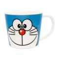Japan Doraemon Face Porcelain Coffee Mug - Doraemon ( Front View )