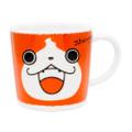 Yo-Kai Watch Jibanyan Tribe cat Porcelain Mug ( Front View )