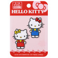 Sanrio Double Hello Kitty Iron On Patch BC17 ( Packing View )