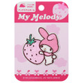 Sanrio My Melody Iron On Patch - Hug Strawberry KNS03 ( Packing View )
