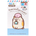Sumikko Gurashi Iron On Patch Neko Cat Shopping PSU109 ( Packing View )