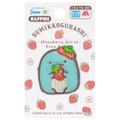 Sumikko Gurashi Iron On Patch Strawberry Dinosaur PSU133 ( Packing View )