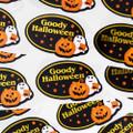 Kawaii Goody Halloween Hot Foil Stamping Sticker 4 Sheet ( Cover )
