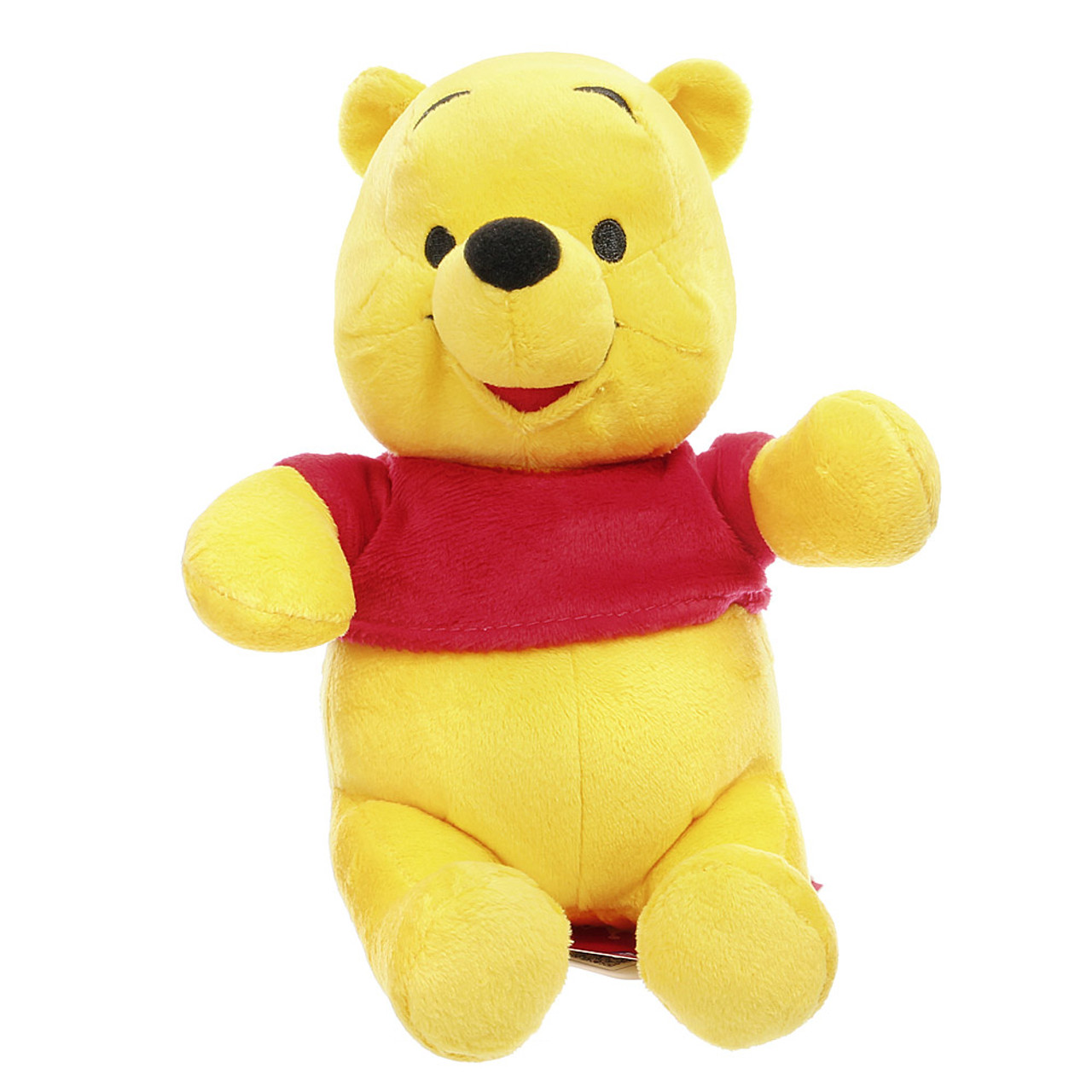Japan Disney Classic Dears Winnie The Pooh Plush Doll ( Font View ) 2be032dd74c4