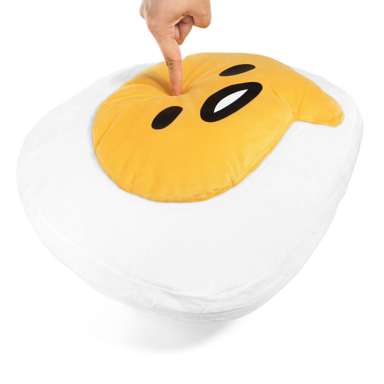 anrio Gudetama Lazy Egg Slices Egg Big Well Packing Cushion ( Proportion )