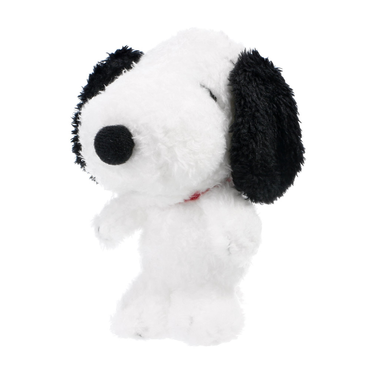 Peanuts Snoopy Big Head Mascot Plush Stuffed Animals Doll Charms