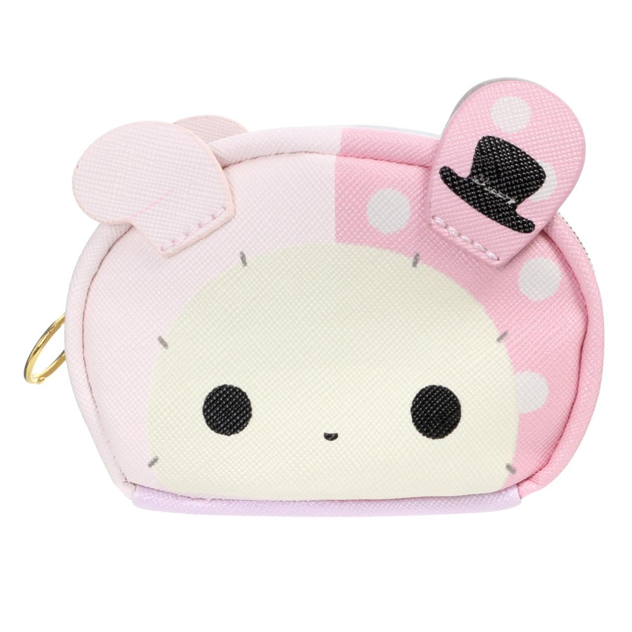 7dd40091e431 San-x Sentimental Circus Shappo & Spica Bunny Two Side Mini Pouch