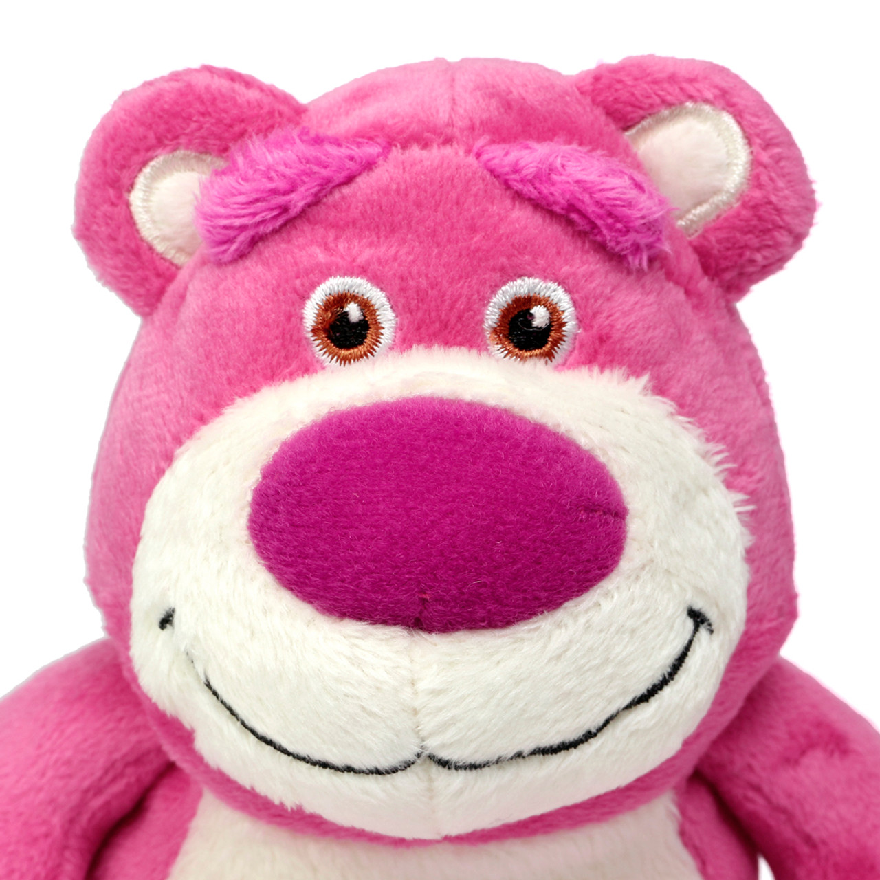Japan Disney Beans Collection Toy Story Lotso Small Plush Doll ( Close up )