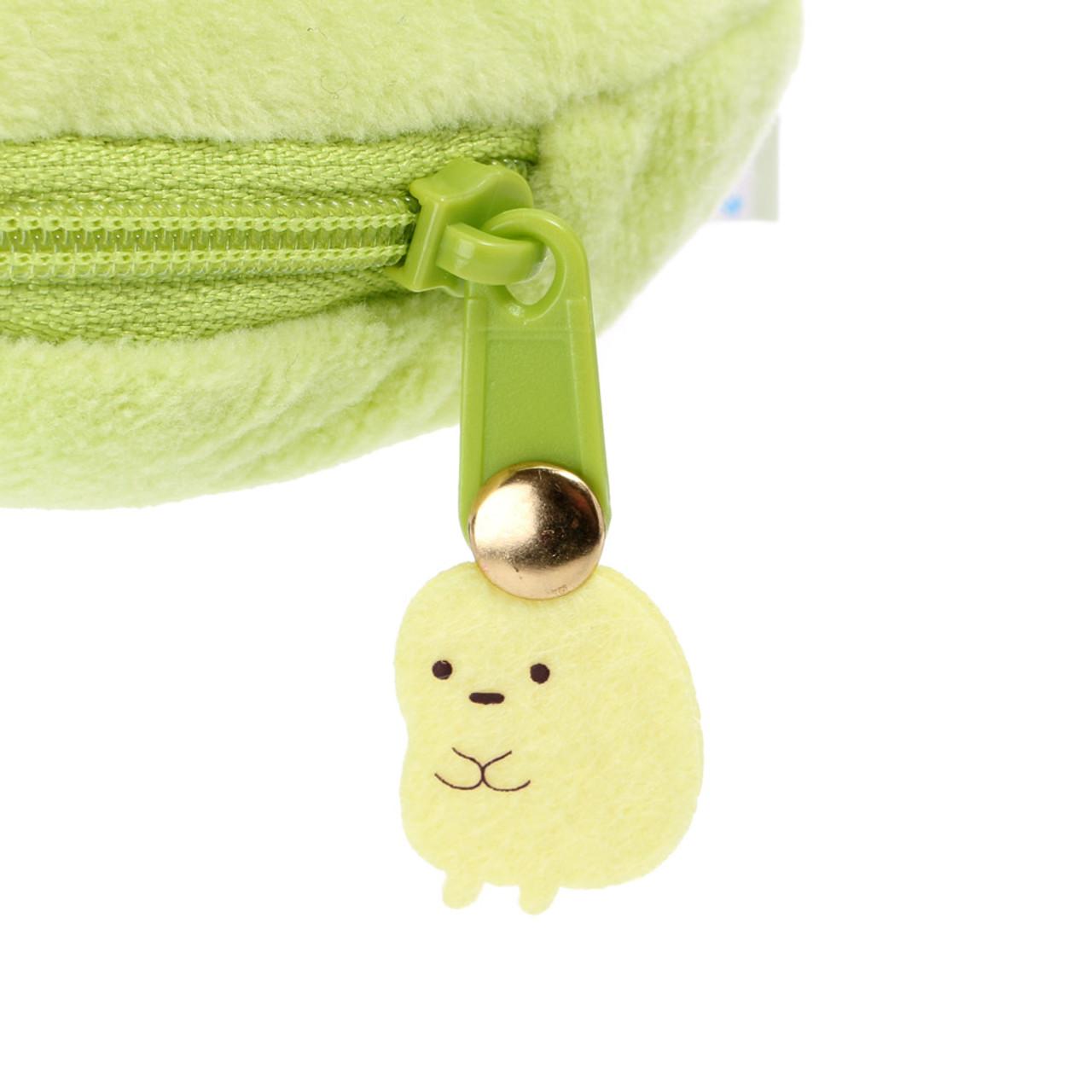 umikko Gurashi Penguin Mini Zipper Coins Purse ( Feature 01 )