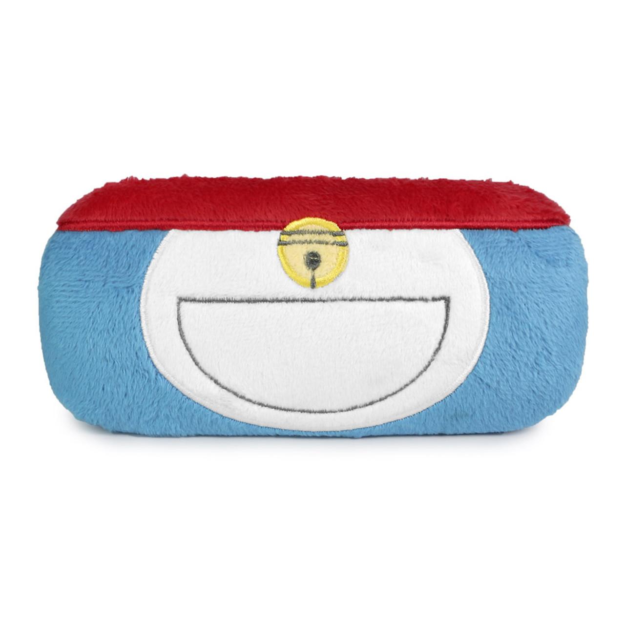 Doraemon Cute Body Plush Eyewear Case ( Front View )