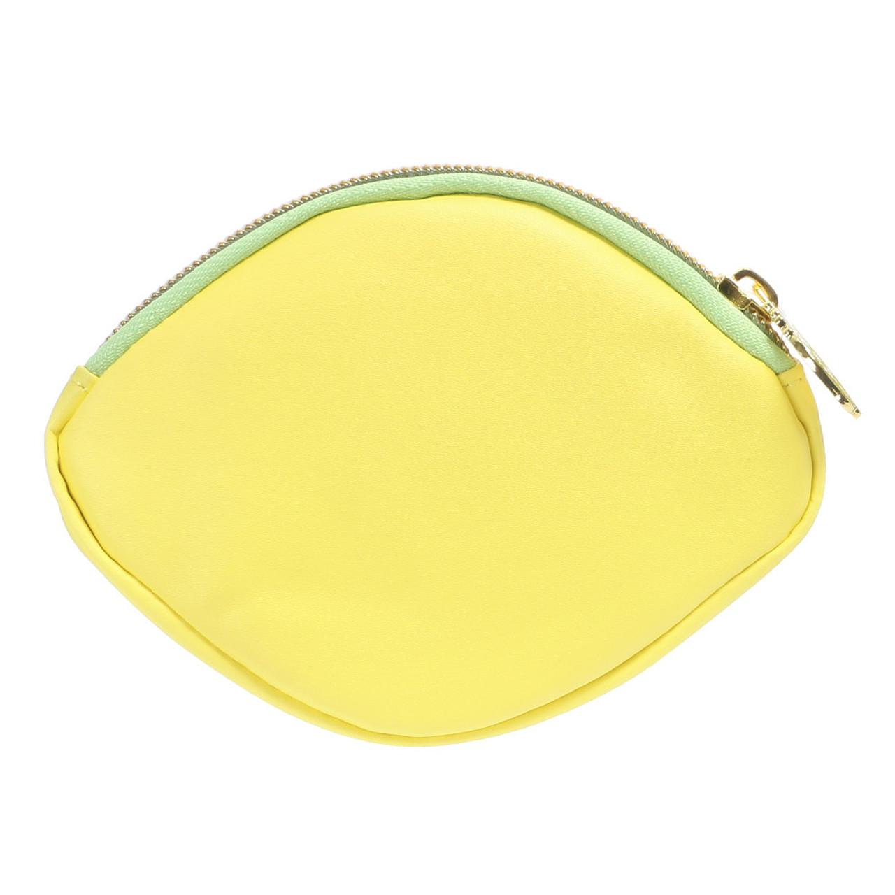 Rilakkuma Lemon Series Coins Purse ( Back View )