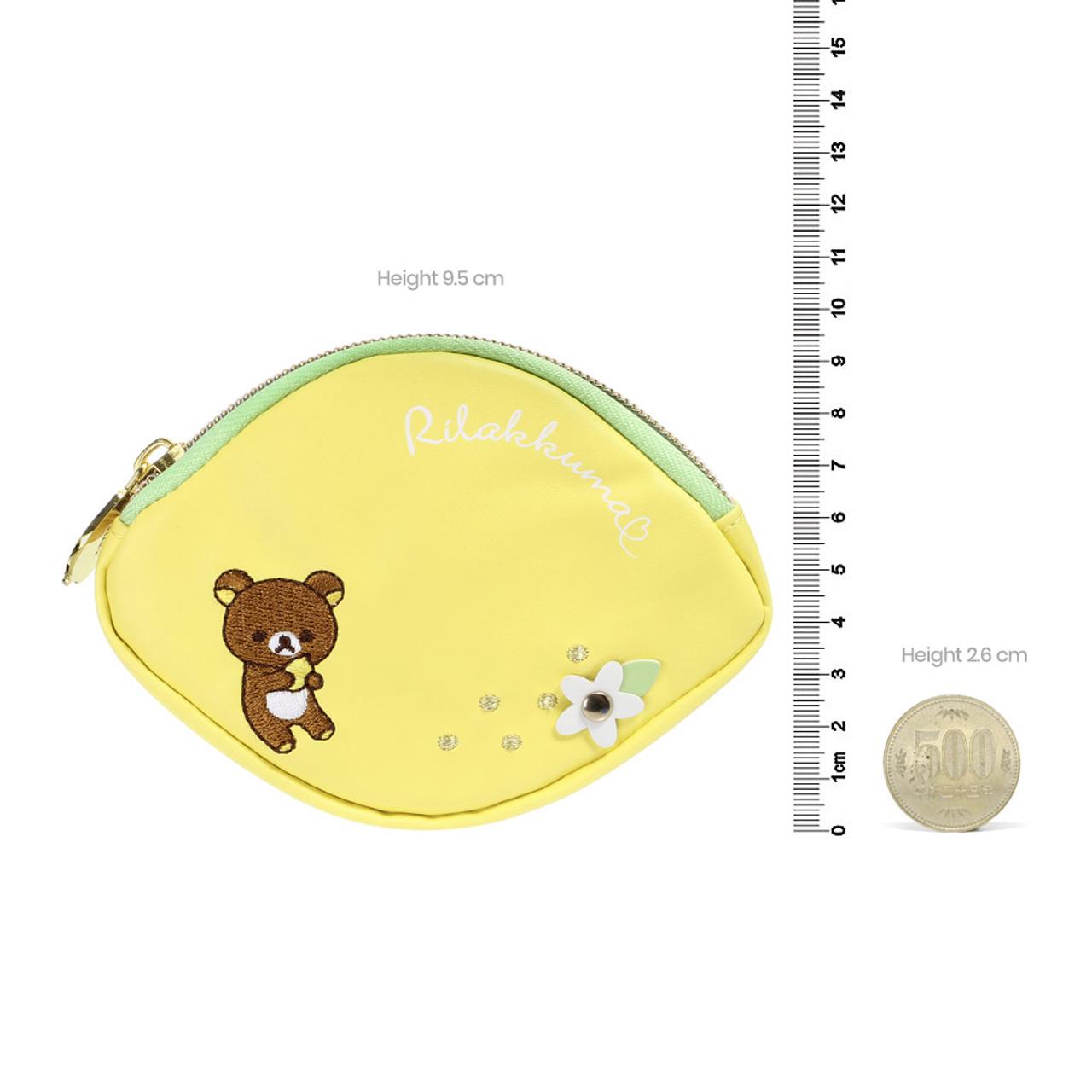 Rilakkuma Lemon Series Coins Purse ( Proportion )