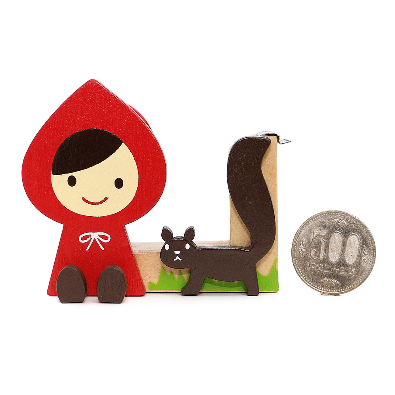 Decole Little Red Hood Tape Dispenser ( Proportion )