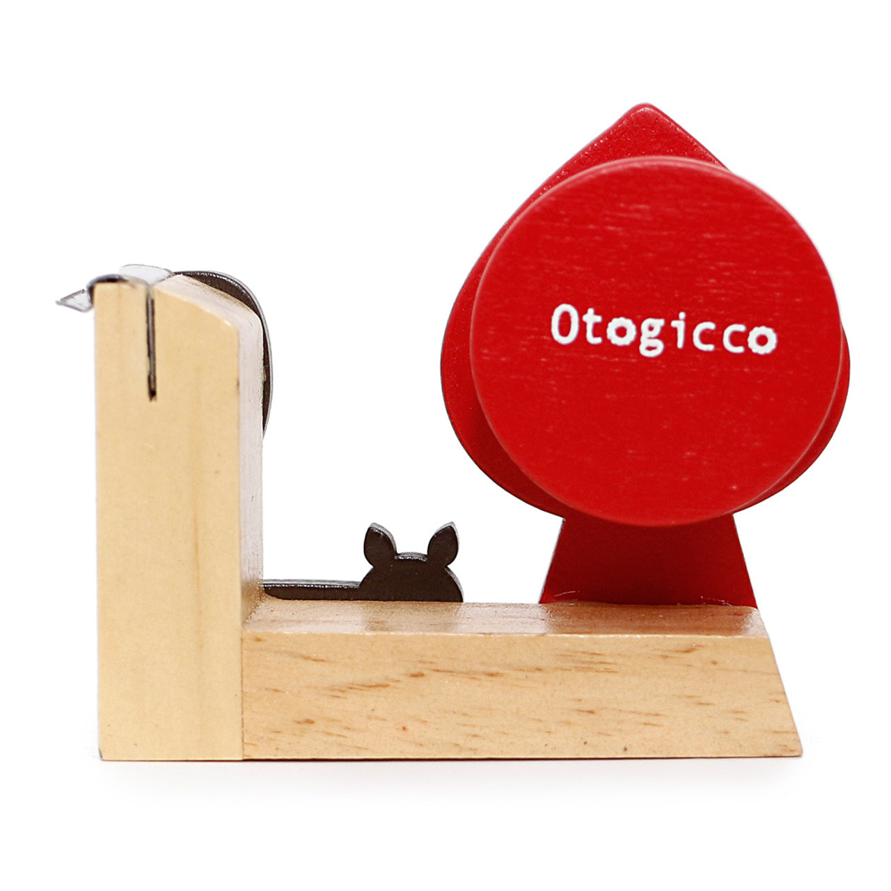 Decole Little Red Hood Tape Dispenser ( Back View )