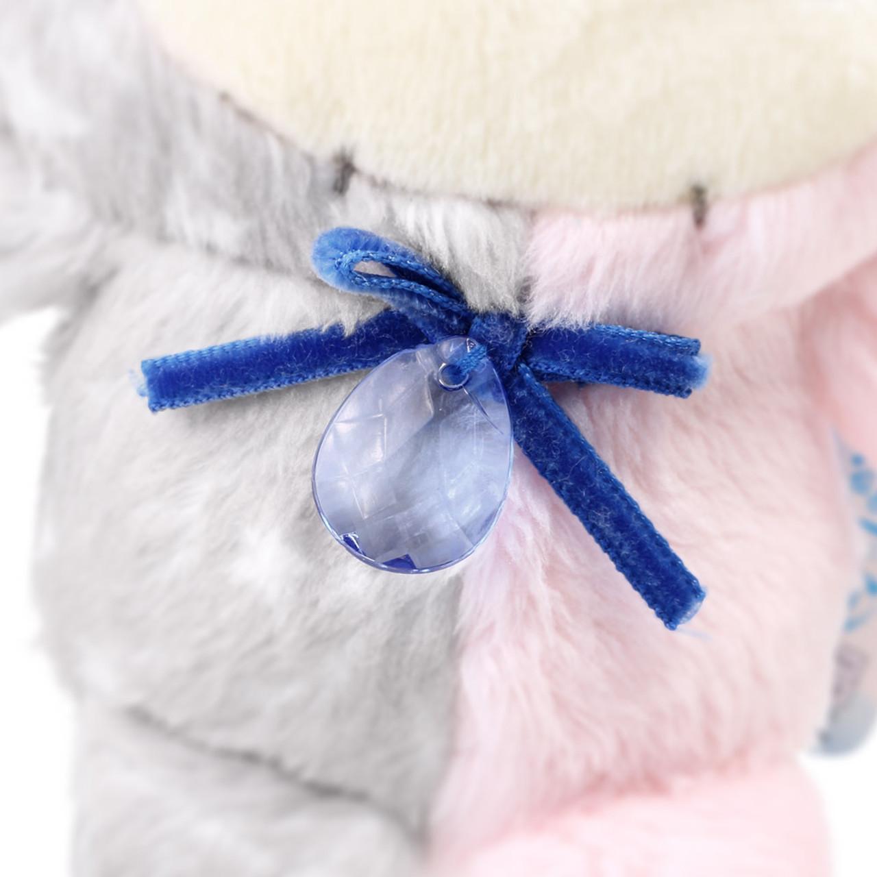 Sentimental Circus Spica Plush Doll Charms - Blue Bird ( Close-up )