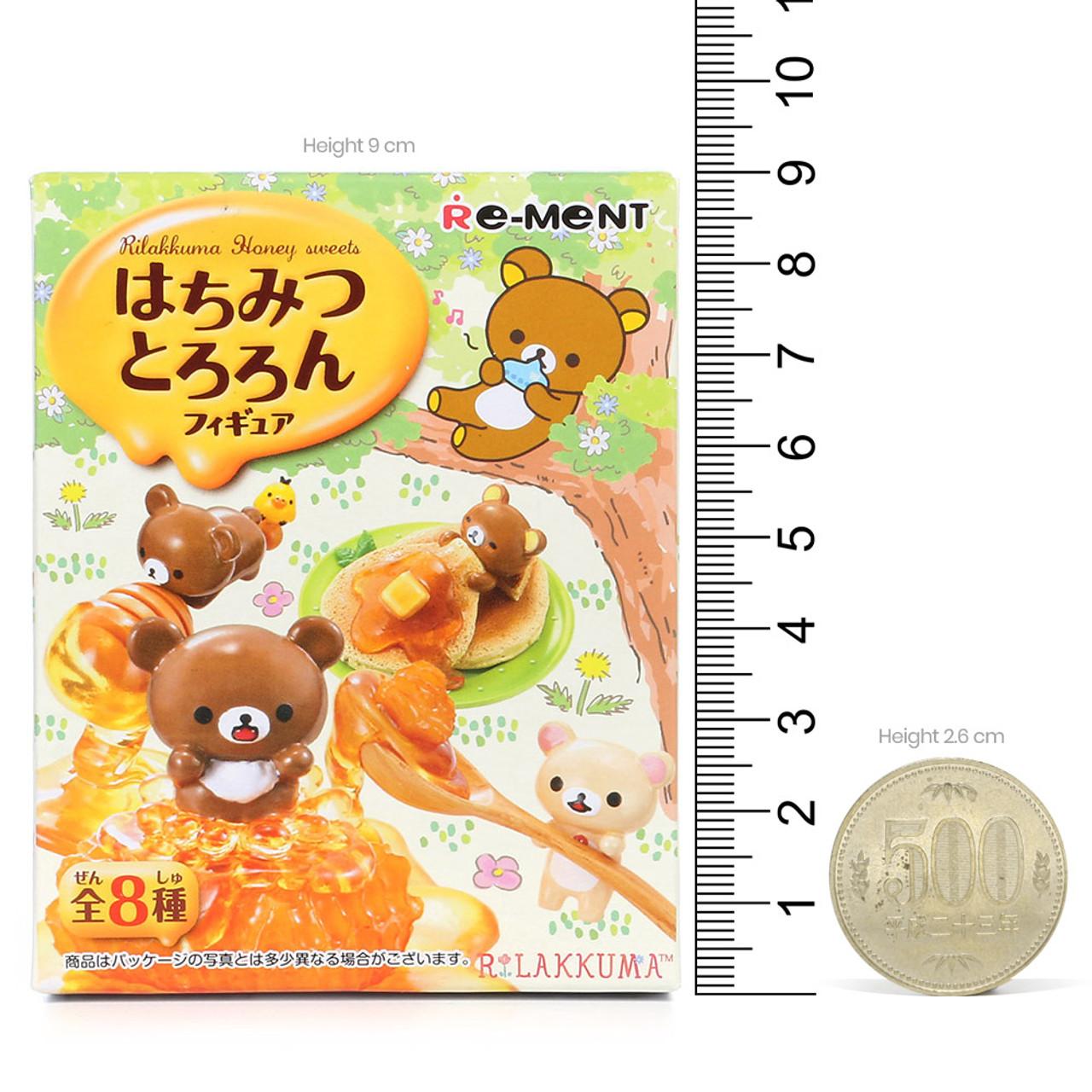Rilakkuma Blind Box Figure - Honey Sweets ( Proportion )
