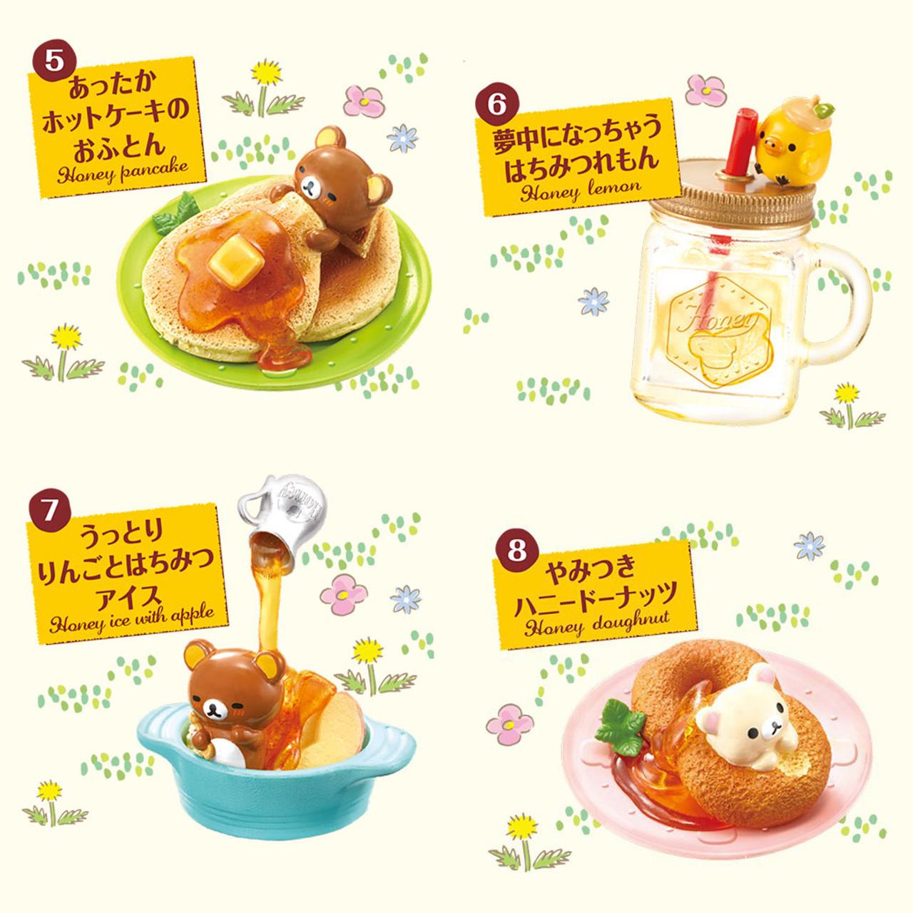 Rilakkuma Blind Box Figure - Honey Sweets ( Figure 02 )
