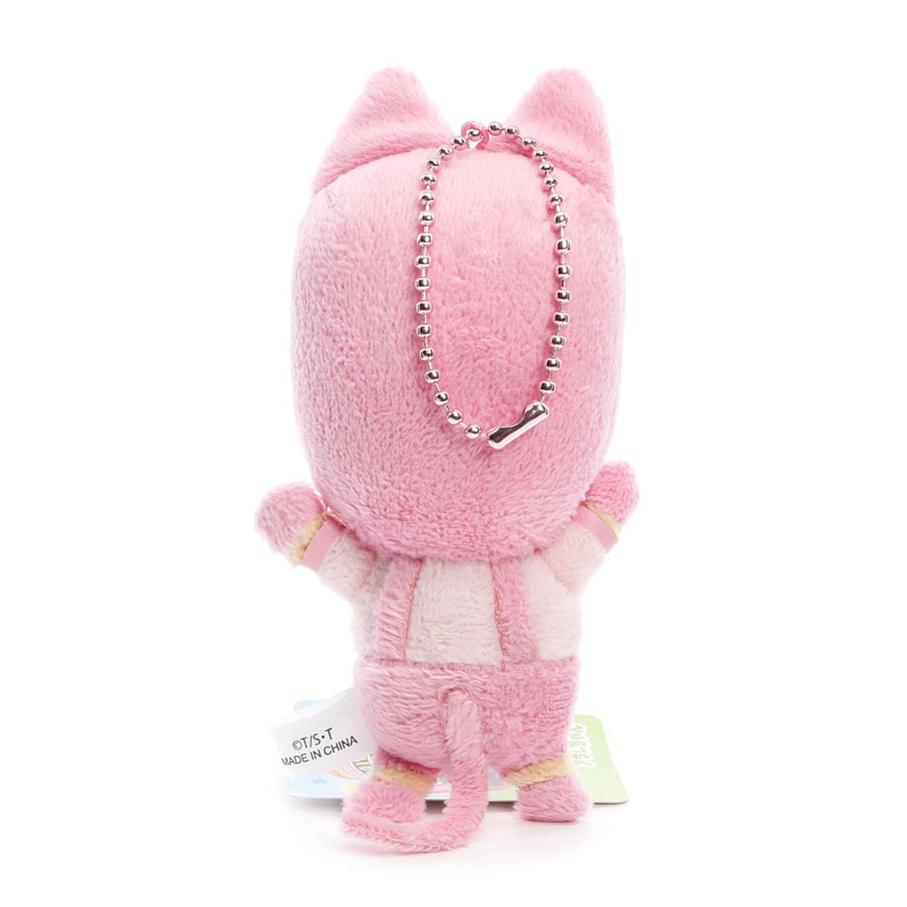 Dr. Slump Arale Norimaki Mascot Plush KeyChain ( Back View )