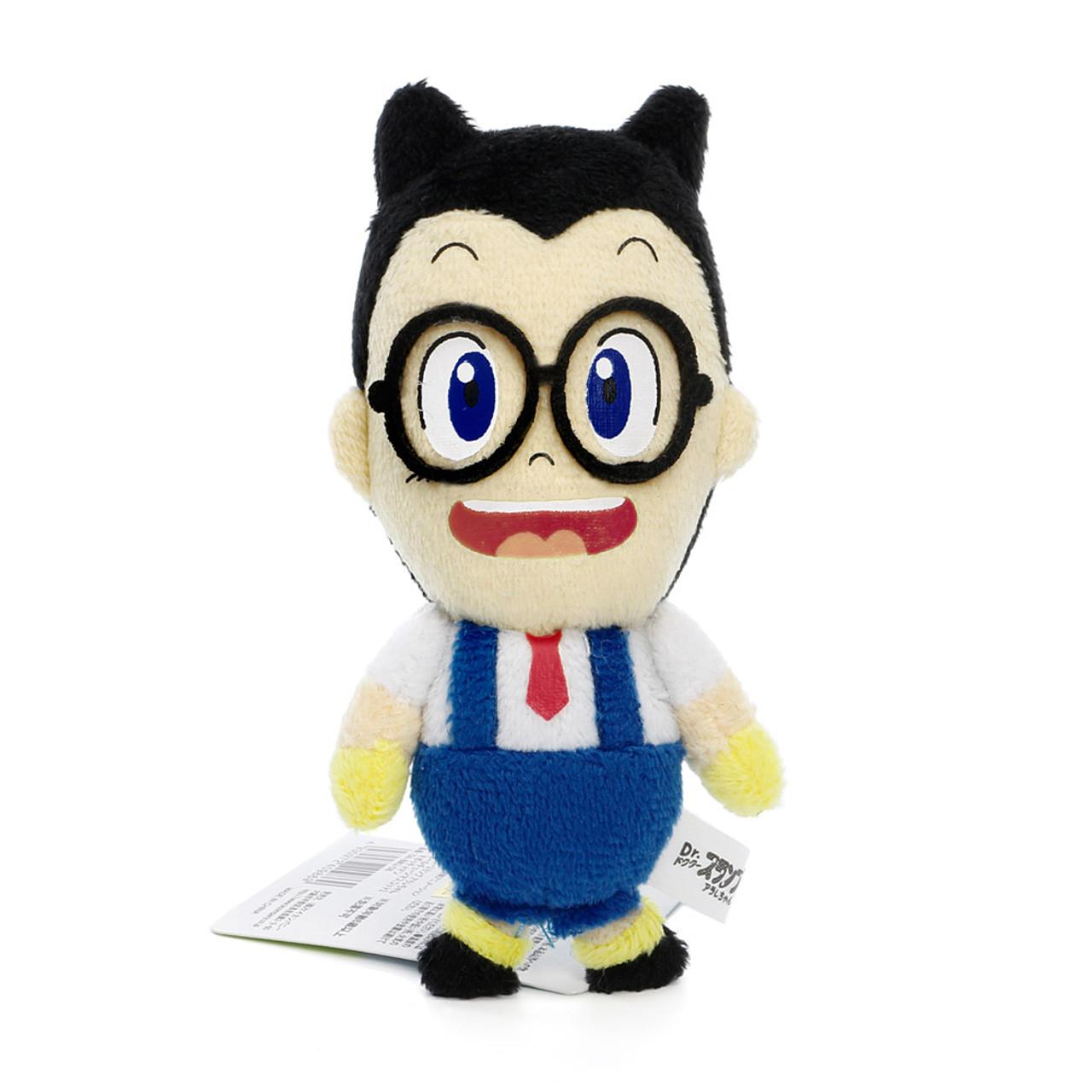Obotchaman Mascot Plush Keychain ( Front View )