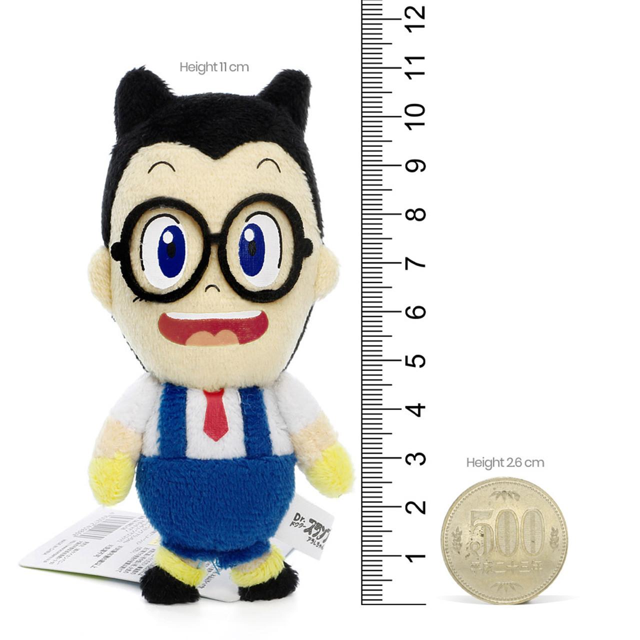 Obotchaman Mascot Plush Keychain ( Proportion )