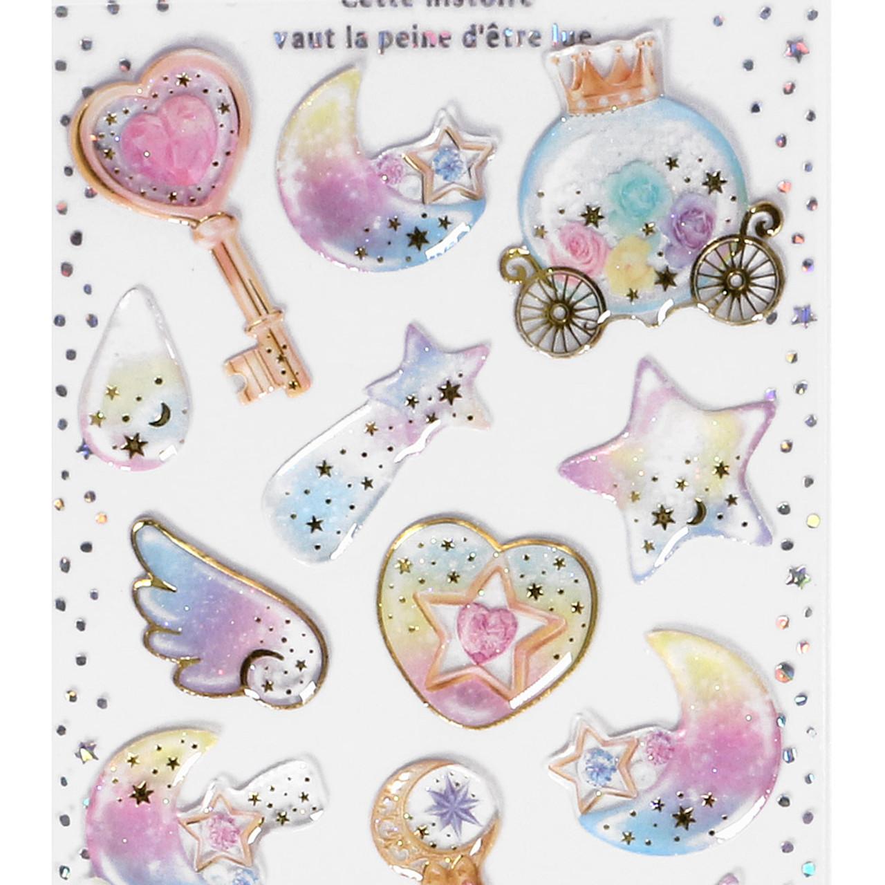 Dream Lunar Tears Sticker WT02 ( Fantasy ) ( Top Part )