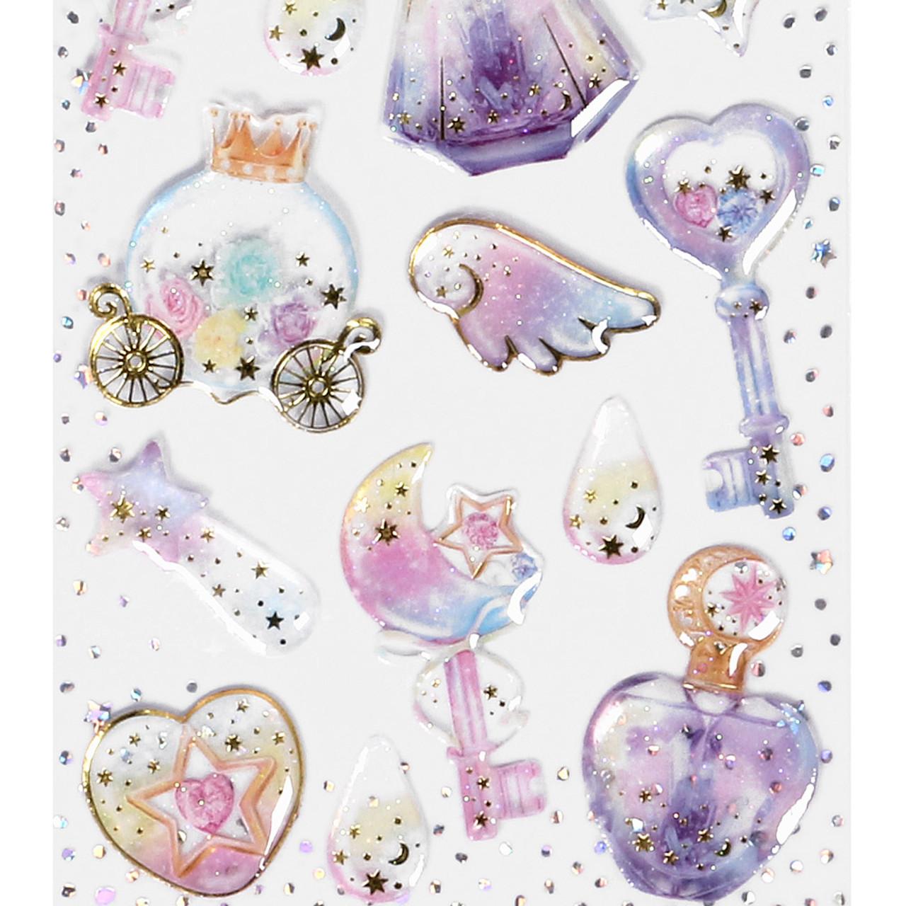 Dream Lunar Tears Sticker WT02 ( Fantasy ) ( Bottom Part )