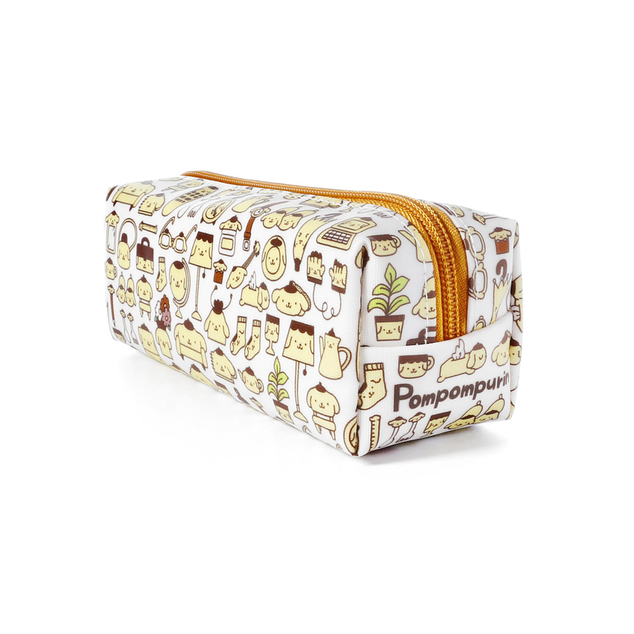 Pompompurin Occupy Home Lifestyle Pencil Case ( Side View )