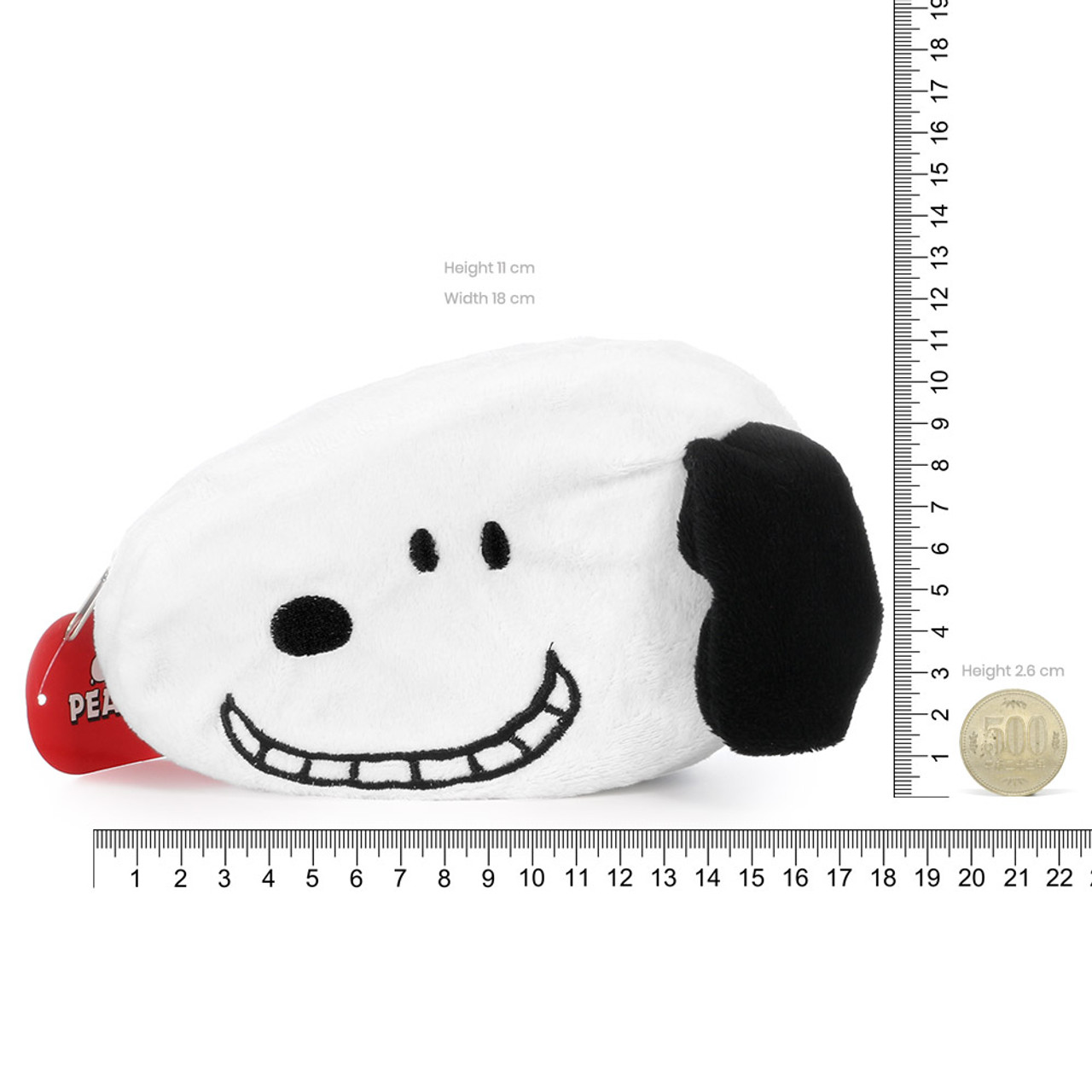 25 cm Peanuts Snoopy Collection Pl/üsch Snoopy