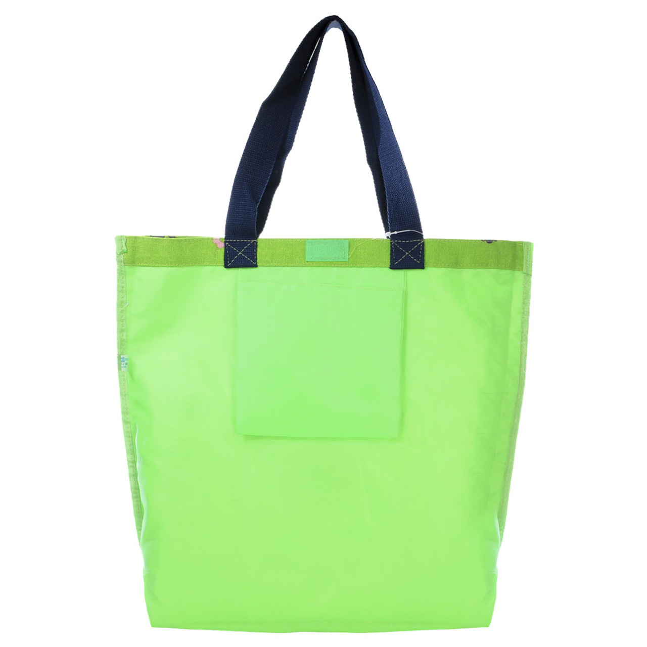 Monster University Mike Canvas Tote Bag ET174A ( Inner View )