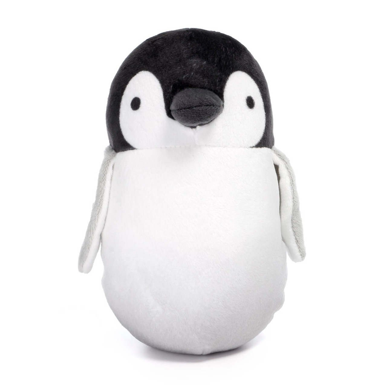 Tenori Soft Touch Polyester Pouch - Penguin IMM-0142 ( Front View )